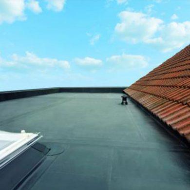 Lapostető szigetelés ferde tető hozzáépítés