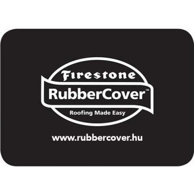 lapostető szigetelés RubberCover termékminta gumilemez